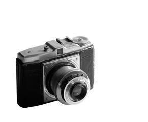 Grandpa's film Camera(black and white)