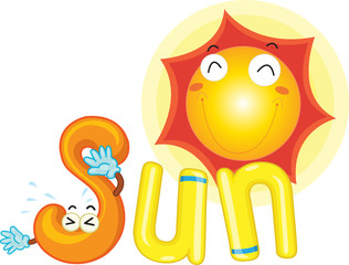 s for sun