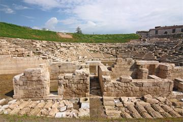 Ancient Theater of Larissa