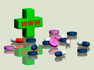 Pharmacie sur le web