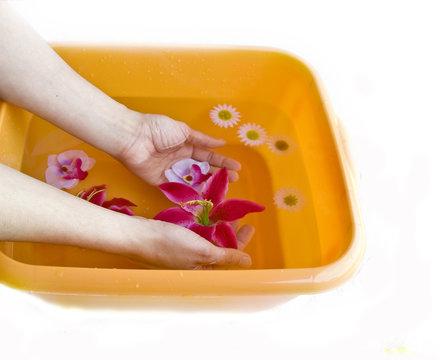 trattamento per le mani