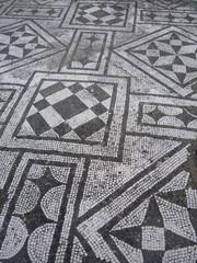 antico mosaico romano