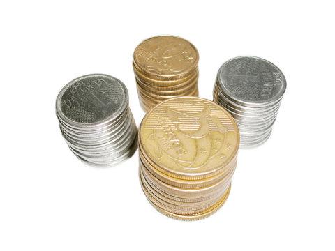 moedas Centavos