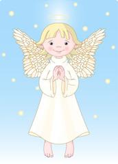 Cute Angel