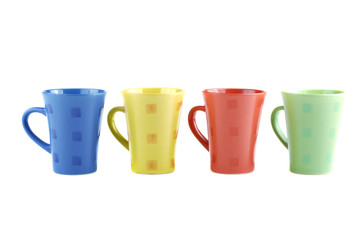 Colour cups