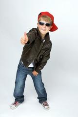 cooler Rapper