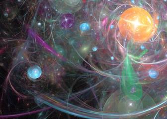 Chaos Galaxy