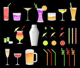 party drink icons