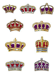 Crown Assortment