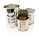 Boites de conserve vides photo libre de droits sur la banque d 39 images image 13797875 - Acheter boite de conserve vide ...