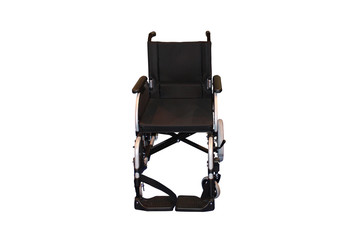 A Wheelchair for a Disabled Person.
