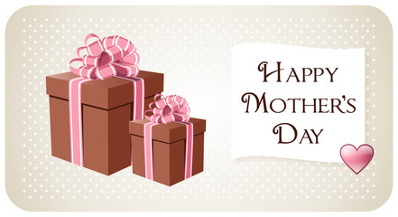 Gift Greeting for mothers day