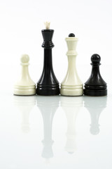 International family of chess pieces
