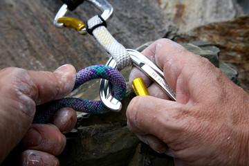 Recess Fitting Mountaineering Kletterausrüstung 6