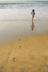cheminer vers l'océan