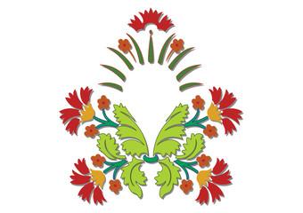 Blumen - Formen