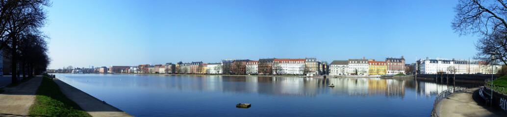 Copenhagen Panorama Denmark