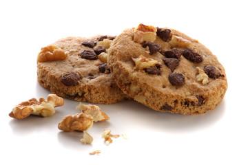 Poster Cookies Nut & Chocolate cookies