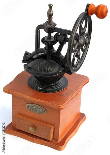 moulin caf manuel photo libre de droits sur la banque d 39 images image 13912210. Black Bedroom Furniture Sets. Home Design Ideas