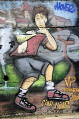 Graffiti, Omegna