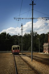 Electric trolley
