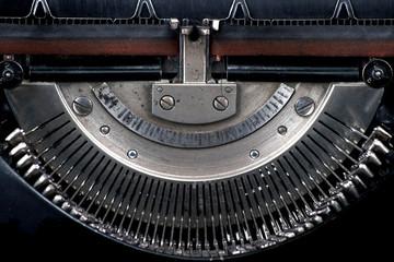 Schreibmaschinen-Typen