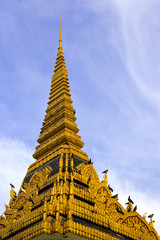 Fotomurales - Spires of Cambodian Royal Palace Building