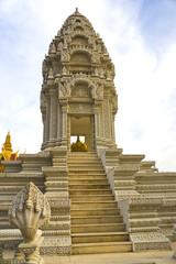 Fotomurales - Sanctuary of Princess Norodom, Cambodia