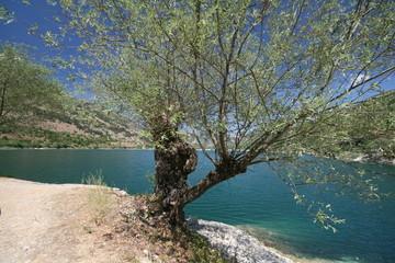 Scanno,lo splendito lago.