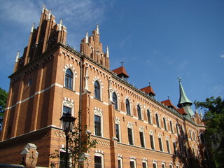teological seminary in Cracow