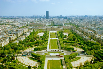 Paris | Bird-eye view