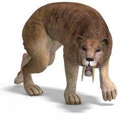 Big Cat Sabbertooth