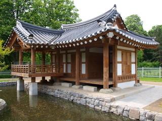 Koreanischer Garten 1