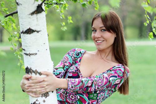 Русские молодые дамы фото