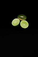 kiwi i limonka