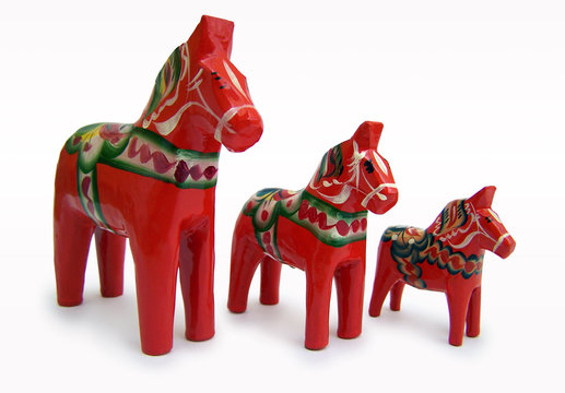 cavalli legno svezia