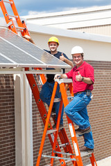 Thumbs Up for Solar Energy