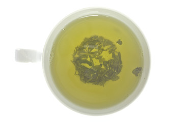 Grüner Tee