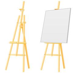 easel board vector