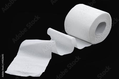 Rotoli Di Carta Igienica : Rotolo di carta igienica u foto stock hin
