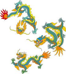 dragon set thirteen