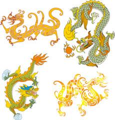 dragon set fourteen