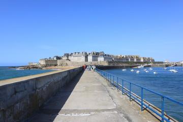 La cité corsaire de Saint-Malo