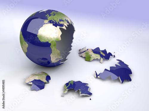 Kaputte Welt