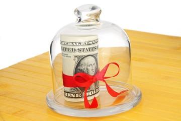 Safe deposit in  secure bank