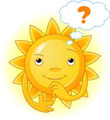 Summer Sun thinking