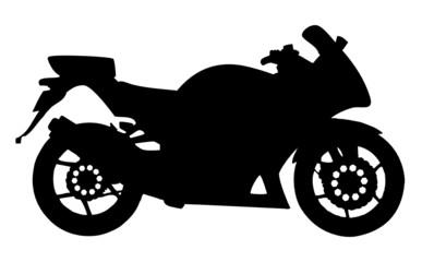 Moto de Course - Racing Motorbike