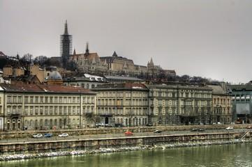 Palace - Budapest - Hungary / Ungarn