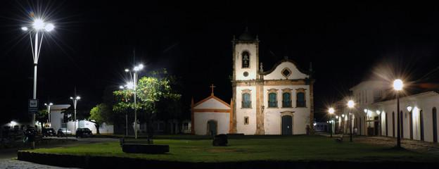 Paraty Chiesa di Santa Rita