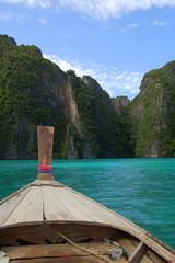 barque à Kho phi phi